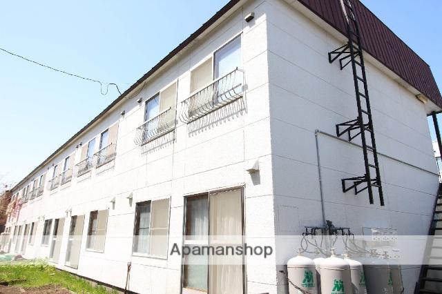 北海道札幌市東区、元町駅徒歩18分の築32年 2階建の賃貸アパート