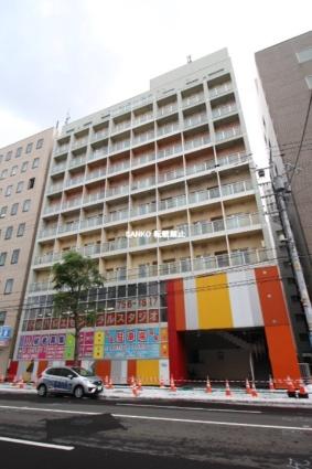 STRIPE札幌[1R/15.75m2]の外観2