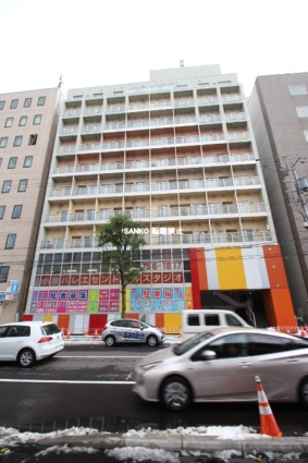 STRIPE札幌[1R/15.75m2]の外観3