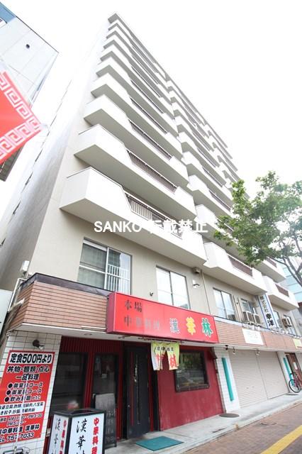 北海道札幌市北区、北18条駅徒歩3分の築41年 11階建の賃貸マンション