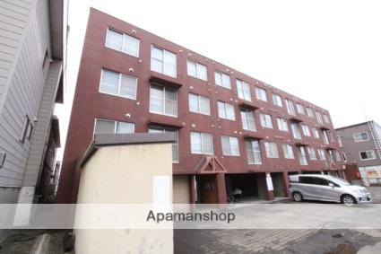 北海道札幌市東区、栄町駅徒歩19分の築29年 4階建の賃貸マンション