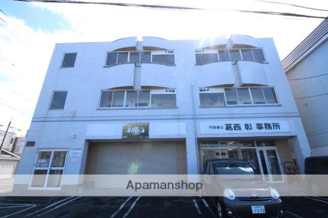 北海道札幌市東区、北34条駅徒歩11分の築26年 3階建の賃貸マンション