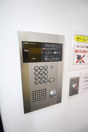 STRIPE札幌[1R/15.75m2]の共用部1