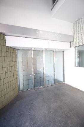 STRIPE札幌[1R/15.75m2]のエントランス