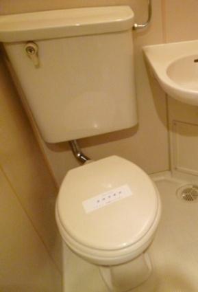 STRIPE札幌[1R/15.75m2]のトイレ