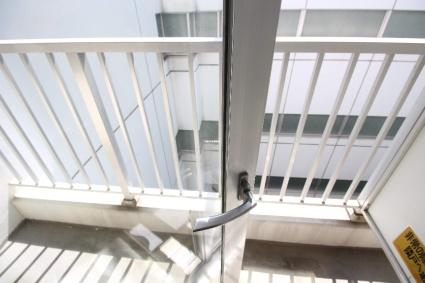 STRIPE札幌[1R/15.75m2]のバルコニー