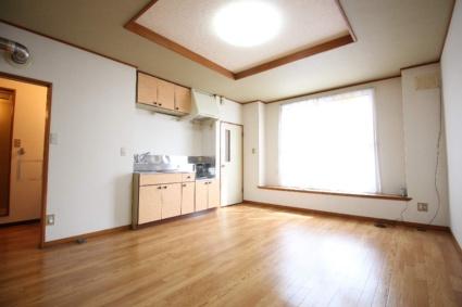 北海道札幌市東区北五十条東2丁目[2LDK/52.8m2]のリビング・居間