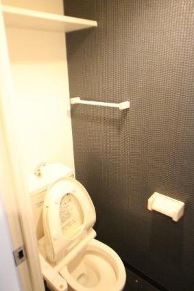 ヴィラアバーナ桑園[1LDK/35.45m2]のトイレ