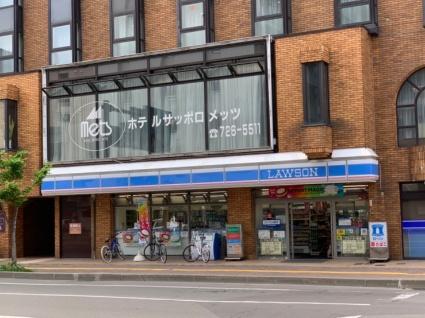 ジョイフル札幌[1K/18m2]の周辺4