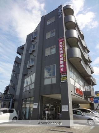 北海道札幌市東区、北34条駅徒歩20分の築26年 5階建の賃貸マンション
