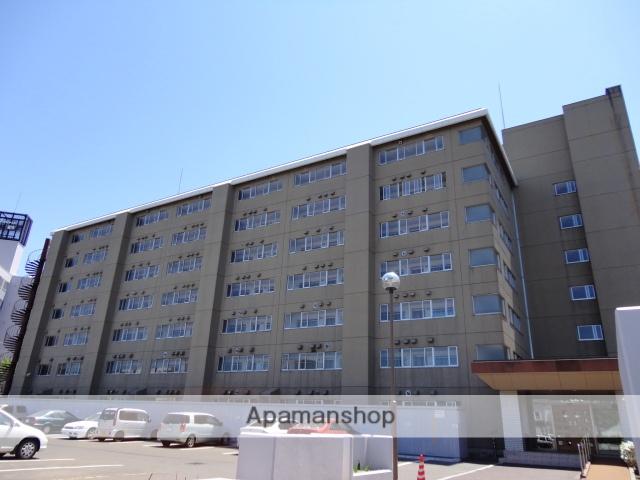 北海道札幌市東区、北18条駅徒歩8分の築37年 7階建の賃貸マンション