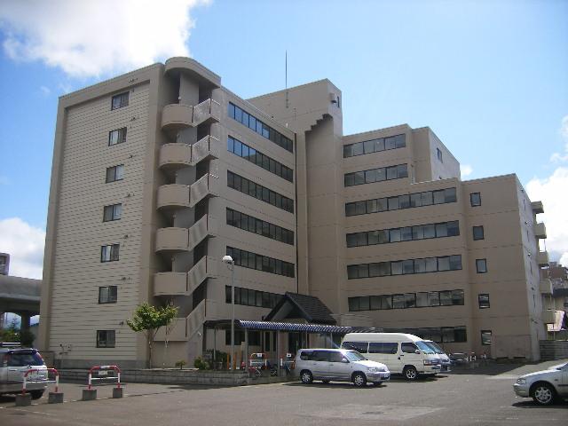 北海道札幌市北区、新琴似駅徒歩5分の築25年 7階建の賃貸マンション
