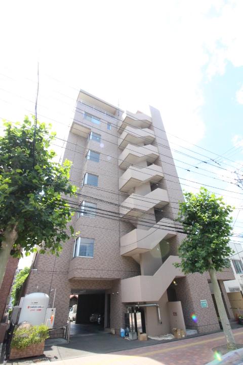 北海道札幌市中央区、桑園駅徒歩5分の築14年 8階建の賃貸マンション