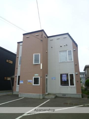 北海道札幌市北区、太平駅徒歩3分の築14年 2階建の賃貸アパート