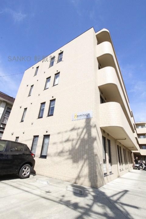 北海道札幌市東区、環状通東駅徒歩9分の築11年 4階建の賃貸マンション