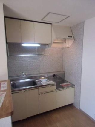 クレストールN50[2LDK/54.67m2]のキッチン