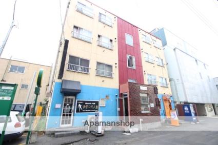 北海道札幌市北区、北34条駅徒歩11分の築36年 4階建の賃貸マンション