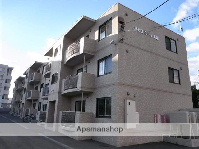北海道札幌市豊平区、美園駅徒歩20分の築12年 3階建の賃貸マンション