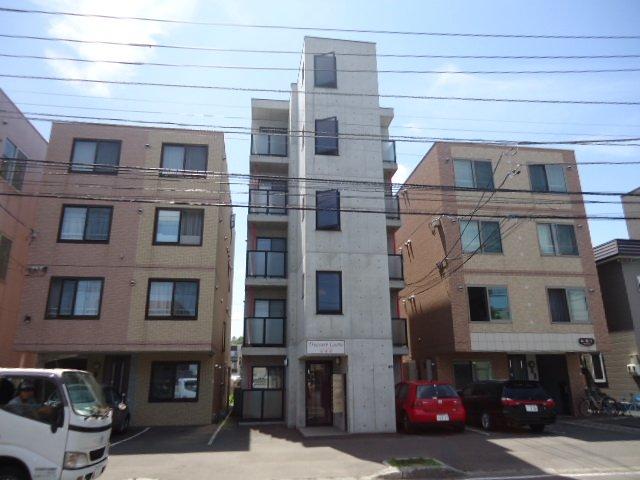 北海道札幌市豊平区、平岸駅徒歩12分の築12年 5階建の賃貸マンション