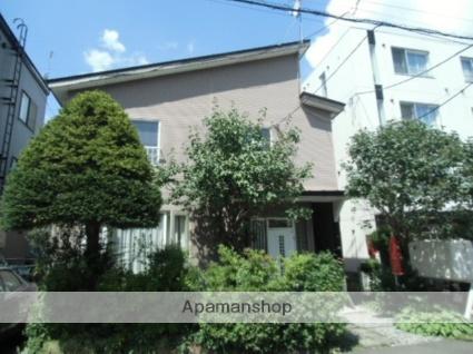 北海道札幌市豊平区、平岸駅徒歩15分の築41年 2階建の賃貸アパート