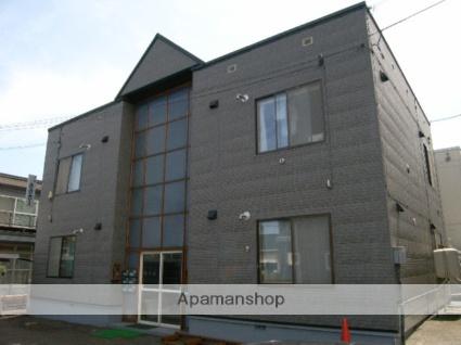 北海道札幌市清田区の築24年 2階建の賃貸アパート