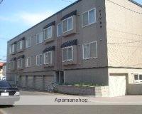 北海道札幌市豊平区、菊水駅徒歩16分の築17年 2階建の賃貸アパート