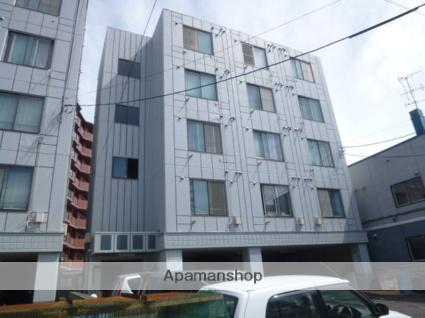 北海道札幌市豊平区、白石駅徒歩9分の築30年 5階建の賃貸マンション
