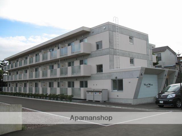 北海道函館市の築11年 3階建の賃貸マンション