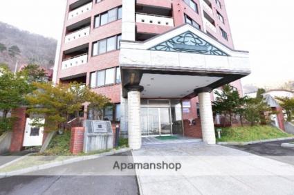 プレセランス・函館山[1LDK/66.26m2]の駐車場