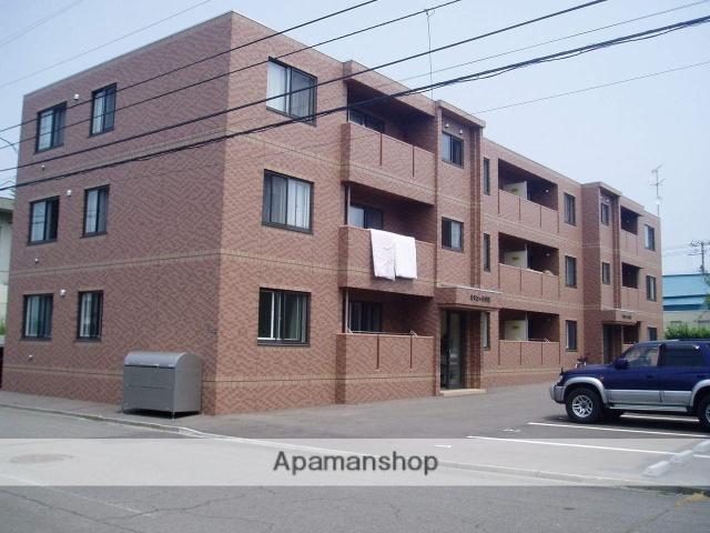 北海道函館市の築10年 3階建の賃貸マンション