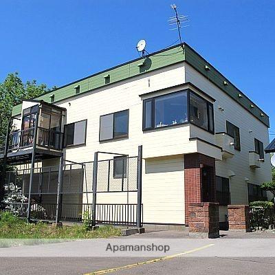 北海道函館市、中央病院前駅徒歩7分の築24年 2階建の賃貸アパート