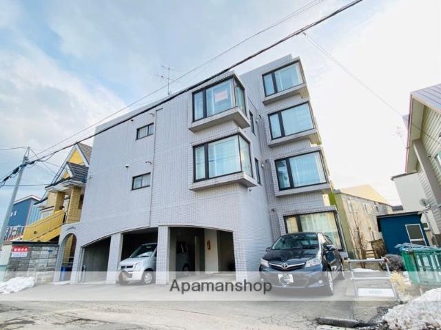 北海道函館市の築25年 4階建の賃貸マンション