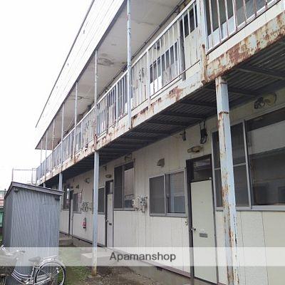 北海道函館市、五稜郭駅徒歩34分の築32年 2階建の賃貸アパート