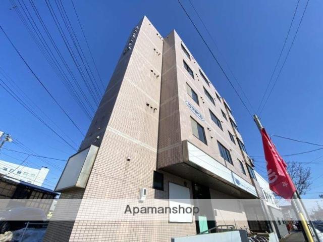 北海道函館市、昭和橋駅徒歩1分の築26年 5階建の賃貸マンション