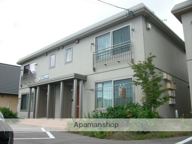 北海道亀田郡七飯町の築5年 2階建の賃貸アパート