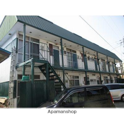 北海道函館市、湯の川温泉駅徒歩19分の築44年 2階建の賃貸アパート