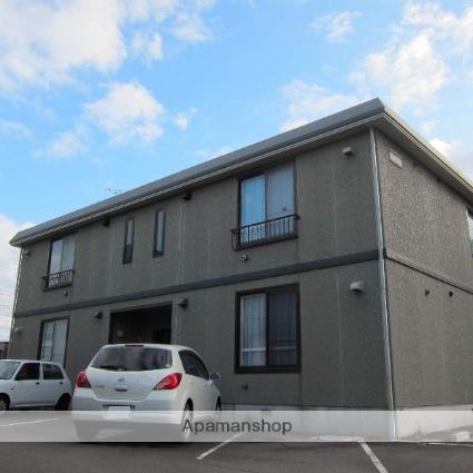 北海道函館市、松風町駅徒歩11分の築18年 2階建の賃貸アパート