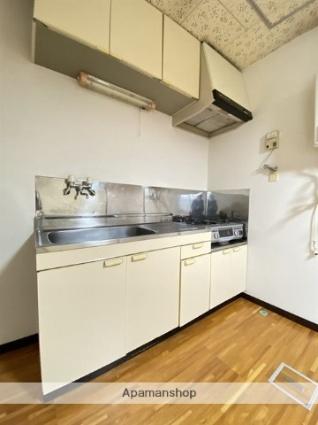 シンエイハイツ3[1LDK/36.3m2]のキッチン
