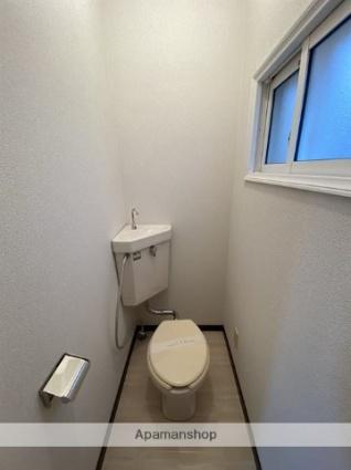 シンエイハイツ3[1LDK/36.3m2]のトイレ