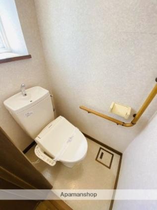 レジデンスサトー(レジデンスサトー)[1DK/32m2]のトイレ