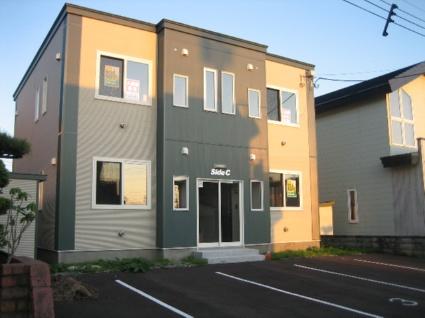 北海道函館市の築6年 2階建の賃貸アパート