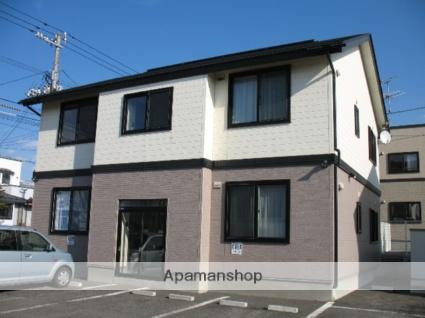 北海道函館市、桔梗駅徒歩6分の築15年 2階建の賃貸アパート