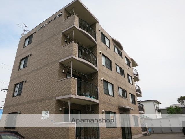 北海道函館市、堀川町駅徒歩9分の築14年 4階建の賃貸マンション