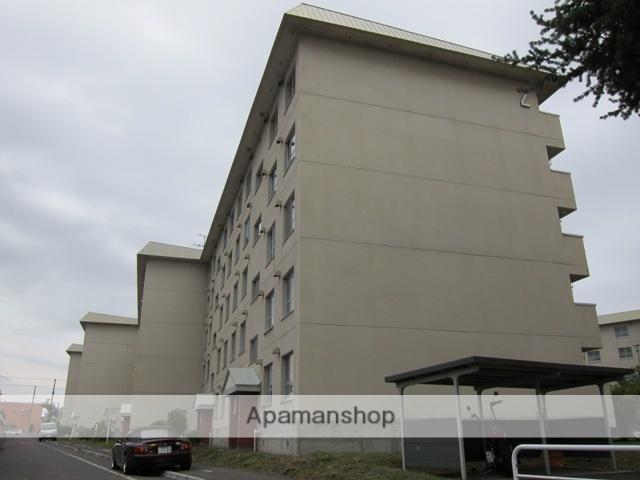 北海道函館市の築38年 5階建の賃貸マンション