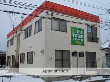 北海道函館市の築32年 2階建の賃貸アパート
