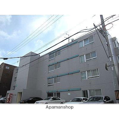 北海道函館市の築16年 4階建の賃貸マンション