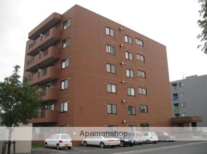北海道函館市の築26年 6階建の賃貸マンション