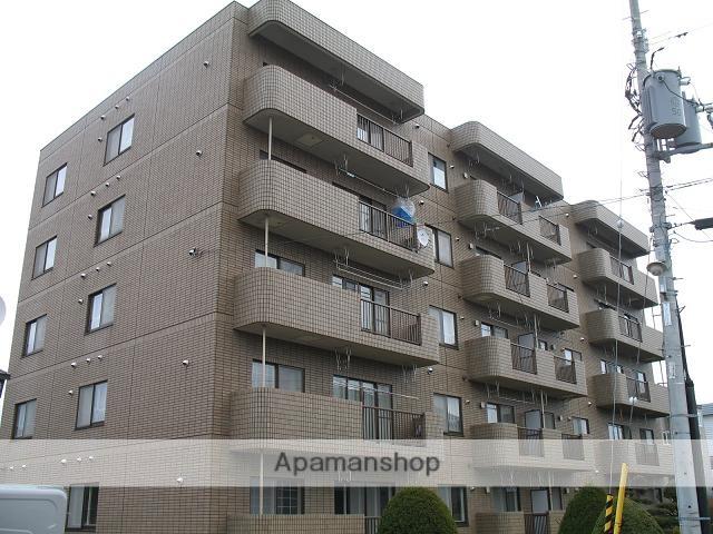 北海道函館市の築25年 5階建の賃貸マンション