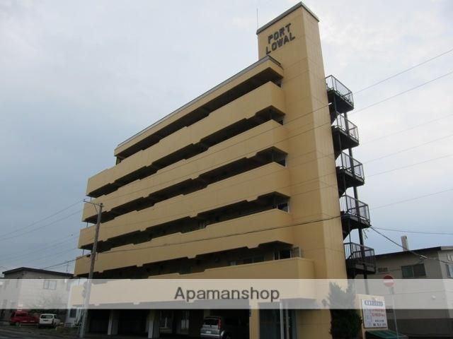 北海道函館市、堀川町駅徒歩3分の築29年 6階建の賃貸マンション