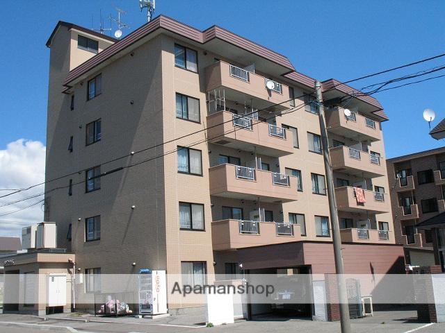 北海道函館市、堀川町駅徒歩16分の築20年 5階建の賃貸マンション